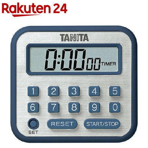 タニタ 長時間タイマー TD-375-BL ブルー(1コ入)【タニタ(TANITA)】【送料無料】