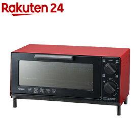 ツインバード オーブントースター TS-4035R レッド(1台)【ツインバード(TWINBIRD)】