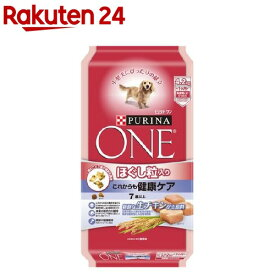 ピュリナワン ドッグ ほぐし粒入り 7歳以上 これからも健康ケア チキン(4.2kg)【dalc_purinaone】【qqs】【qqw】【ピュリナワン(PURINA ONE)】[ドッグフード]