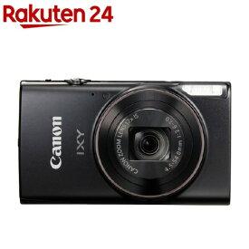 キヤノン デジタルカメラ IXY 650 (BK) ブラック(1台)【IXY(イクシ)】