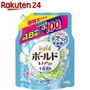 【訳あり】【アウトレット】ボールド 洗濯洗剤 液体 フレッシュピュアクリーンの香り 詰め替え 超特大 増量(1.36kg)【…