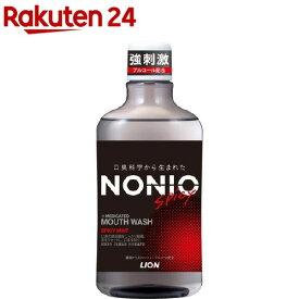 ノニオ マウスウォッシュ スパイシーミント(600ml)【ノニオ(NONIO)】