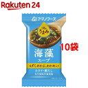アマノフーズ Theうまみ 海藻スープ(4g*10袋セット)【アマノフーズ】