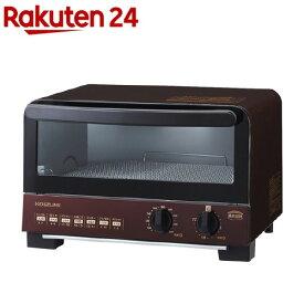 コイズミ オーブントースター レッド KOS-1215/R(1台)【コイズミ】