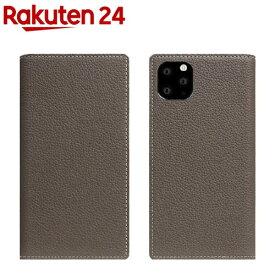 SLG Design iPhone 11 Pro Max Full Grain Leather Case エトフクリーム SD17953i65R(1個)【SLG Design(エスエルジーデザイン)】