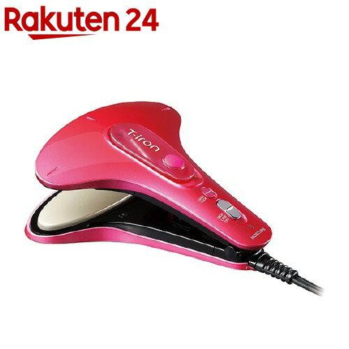 コイズミ ポータブルスチームアイロン T-Iron(ティーアイロン) ピンク KAS-3010/P(1セット)【コイズミ】【送料無料】