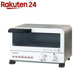 コイズミ オーブントースター ホワイト KOS-1204/W(1台)【コイズミ】