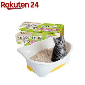 デオトイレ 子猫から体重5kgの成猫用(1個)【dalc_unicharmpet】【デオトイレ】