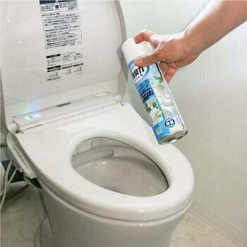 トイレの消臭力スプレー消臭芳香剤トイレ用アクアソープの香り