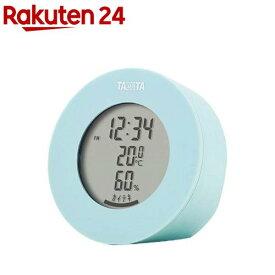 タニタ デジタル温湿度計 ブルー TT-585-BL(1個)【タニタ(TANITA)】