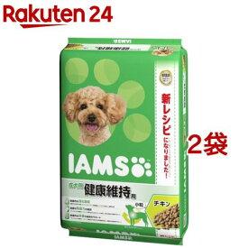 アイムス 成犬用 健康維持用 チキン 小粒(12kg*2コセット)【dqa】【アイムス】[ドッグフード]
