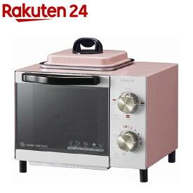 コイズミ オーブントースター ピンク KOS-0703/P(1台)【コイズミ】