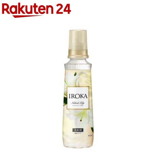 フレアフレグランス IROKA Naked エアリーリリーの香り(570mL)【フレア フレグランス】