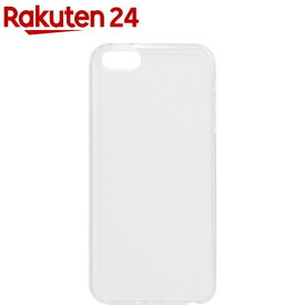 bb328c0db5 iPhone SE シェルカバー 極み クリア(1コ入)【エレコム(ELECOM)