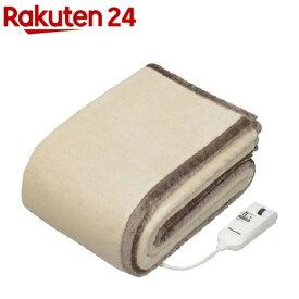 パナソニック 電気かけしき毛布 シングルMサイズ ベージュ DB-RM3M-C(1枚入)