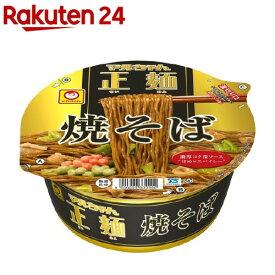 マルちゃん正麺 カップ 焼そば ケース(132g*12個入)【マルちゃん正麺】