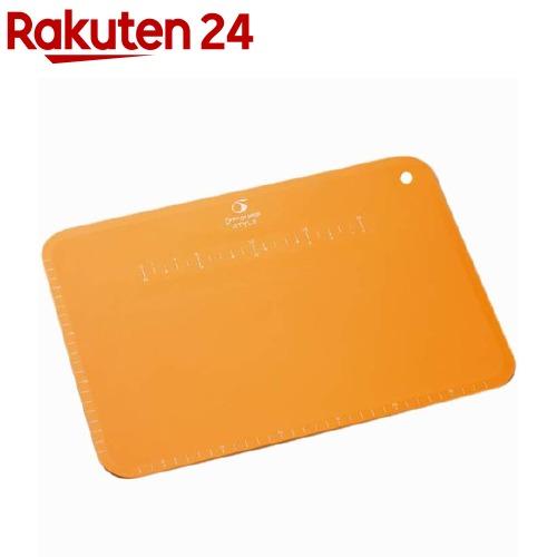 オレンジページスタイル シートまな板 大 オレンジ OPS-026(1コ入)【オレンジページスタイル】