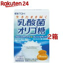 乳酸菌オリゴ糖(40g(2g*20スティック)*2コセット)【井藤漢方】
