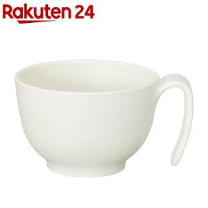 木目持ちやすい茶碗ハンドル クリーム NBLS1H(1個)