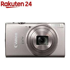 キヤノン デジタルカメラ IXY 650 (SL) シルバー(1台)【IXY(イクシ)】