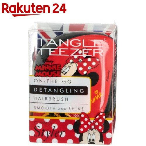 【企画品】タングルティーザー コンパクトスタイラー ミニーマウス レッド(1コ入)【タングルティーザー】