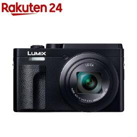 パナソニック コンパクト デジタルカメラ LUMIX DC-TZ95-K ブラック(1台)【パナソニック】