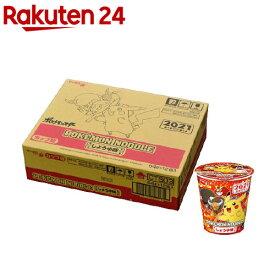 サッポロ一番 タテ型 ポケモンヌードル しょうゆ味(12個入)【サッポロ一番】