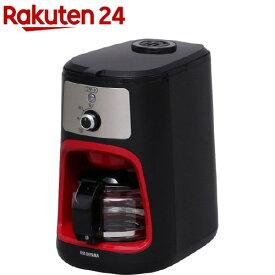 アイリスオーヤマ 全自動コーヒーメーカー IAC-A600 ブラック(1台)【アイリスオーヤマ】