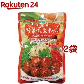 三育フーズ 中華風野菜大豆ボール(6コ入*2コセット)