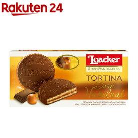 ローカー グラン パスティッチェリーア トルティーナ ダークノアー(125g)【ローカー(Loacker)】[チョコレート]