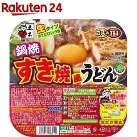 五木食品 鍋焼すき焼風うどん(235g*18コ入)
