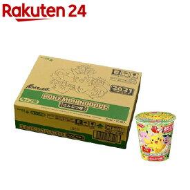 サッポロ一番 タテ型 ポケモンヌードル とんこつ味(12個入)【サッポロ一番】
