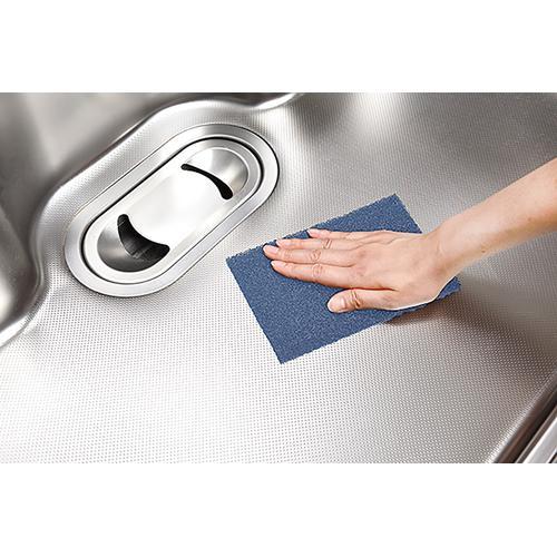 激落ちくん溝まで届くシンク洗いシート