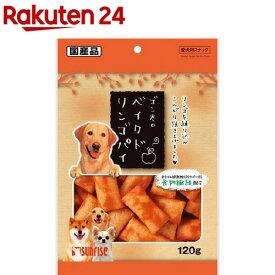 サンライズ ゴン太のベイクドリンゴパイ(120g)【ゴン太】