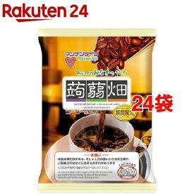 蒟蒻畑 コーヒー味(12個入*24袋セット)【蒟蒻畑】