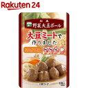 三育フーズ 和風野菜大豆ボール(100g)