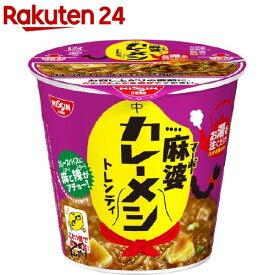 日清 麻婆カレーメシ トレンディ(98g*6食入)