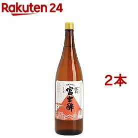 純米富士酢(1.8L*2コセット)【飯尾醸造 富士酢】
