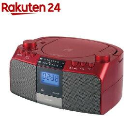 コイズミ CDラジオ SAD-4705/R(1台)【コイズミ】