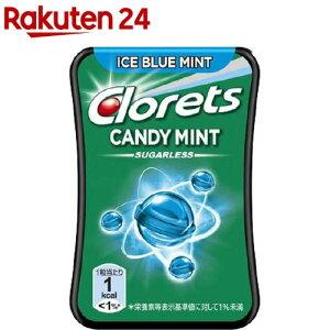 クロレッツキャンディミント アイスブルーミント(14.4g)【クロレッツ】