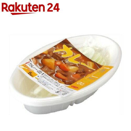 フィーリング カレー皿(スプーン付)(5枚入)【フィーリング】