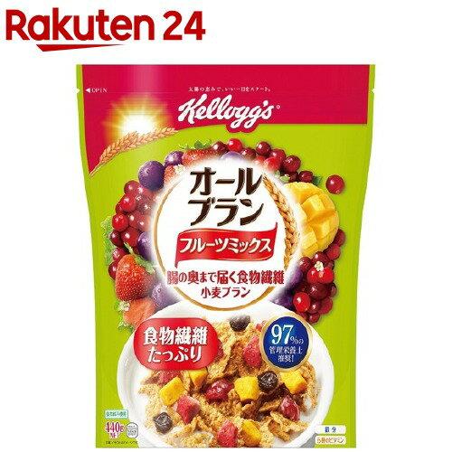 ケロッグ オールブラン フルーツミックス 徳用袋(440g)【kzx】【オールブラン】