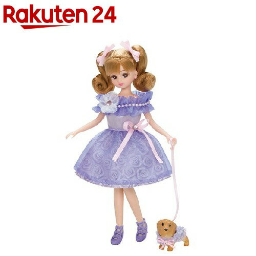 リカちゃん ドレス LW-07 ペットとおそろいドレスセット(1セット)【リカちゃん】
