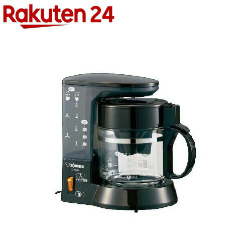 象印 コーヒーメーカー EC-TC40-TA ブラウン(1セット)【象印(ZOJIRUSHI)】