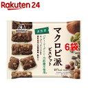 森永製菓 マクロビ派ビスケット カカオ(37g6コセット)【森永製菓】