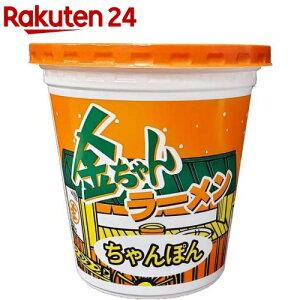 金ちゃんラーメンカップ ちゃんぽん(12個入)【金ちゃん】