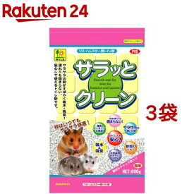 サラっとクリーン(600g*3コセット)