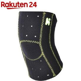 ヘルスポイント ランニング 膝用サポーター ランニングニーサポート 1020HOZ BKYG S-M(1枚入)【ヘルスポイント(HealthPoint)】