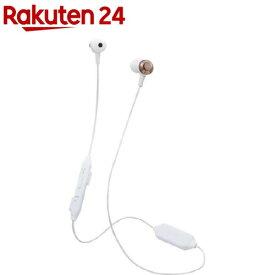 マクセル Bluetooth対応 ヘッドホン ホワイト MXH-BTC110 WH(1個)【マクセル(maxell)】
