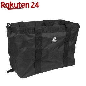 SK11 ポップアップバッグ ブラック SPU-41SQ-BK(1コ入)【SK11】